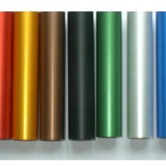 Anodising Colour Process